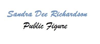 Sandra Dee Richardson - Public Figure, Actor